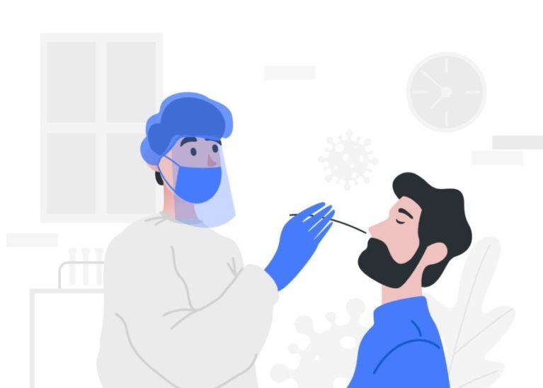 TESTS PCR ANTI COVID