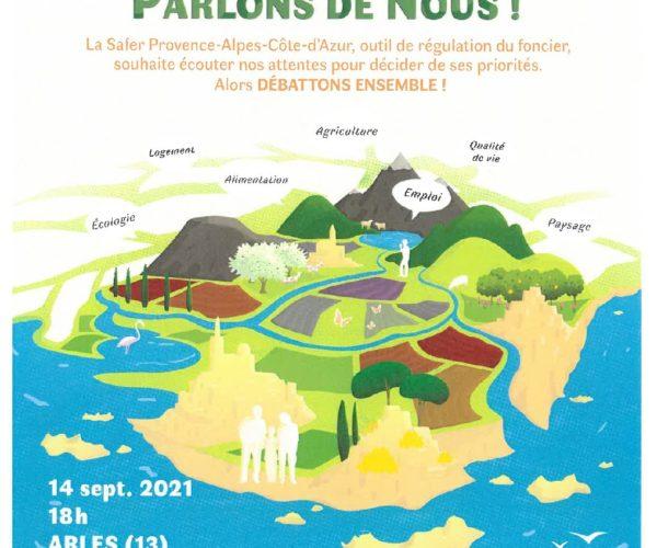 PARLONS DE LA TERRE, PARLONS DE NOUS !